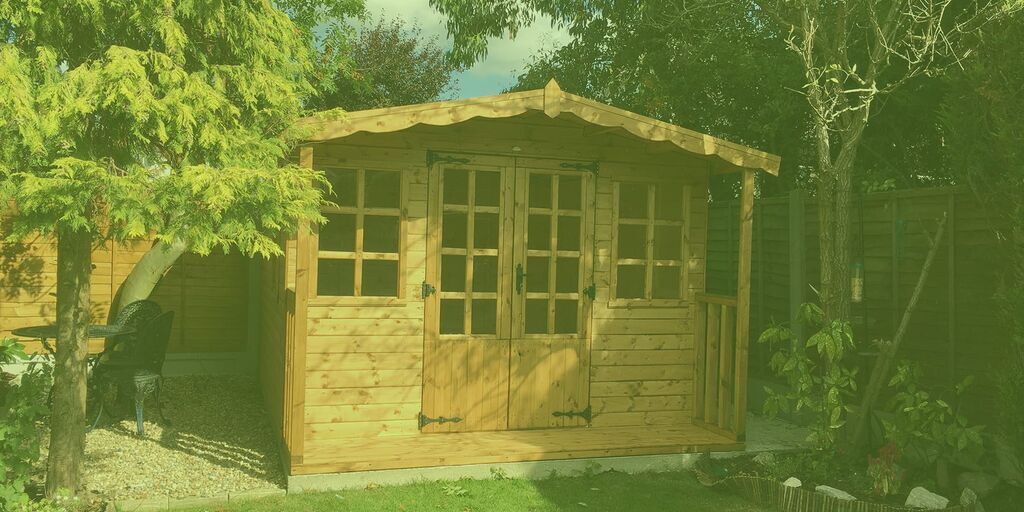 Sheds and cabins essex by falcon